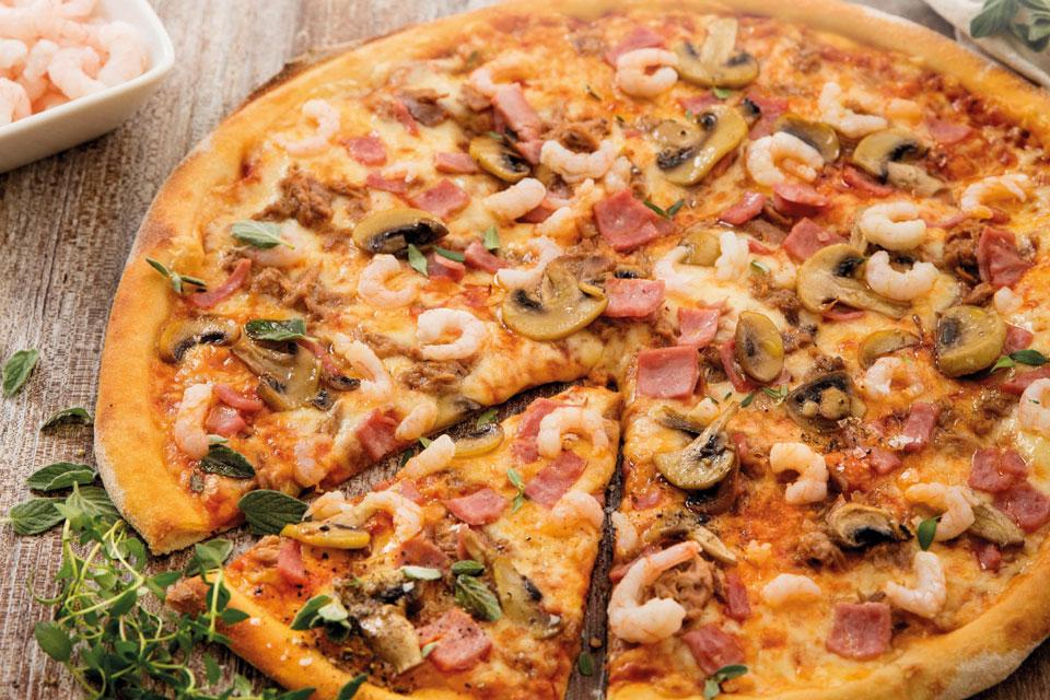 Nyt pizzaa joka päivä klo 22 asti!